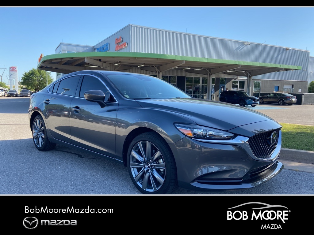 Certified Pre-Owned 2020 Mazda6 Grand Touring
