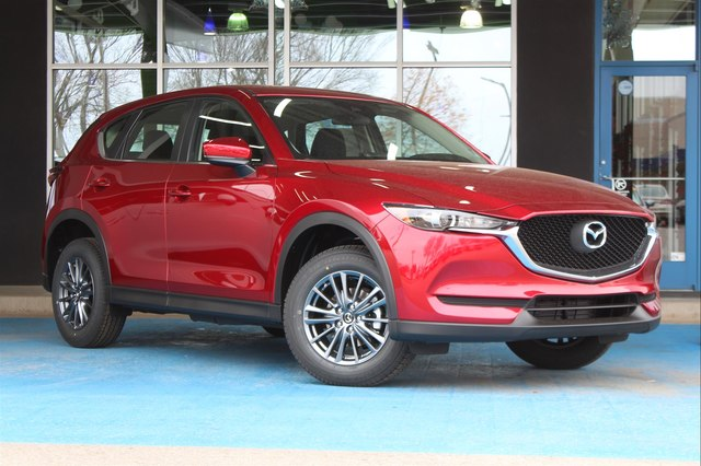new 2019 mazda cx-5 sport suv in oklahoma city #k1500436 | bob moore