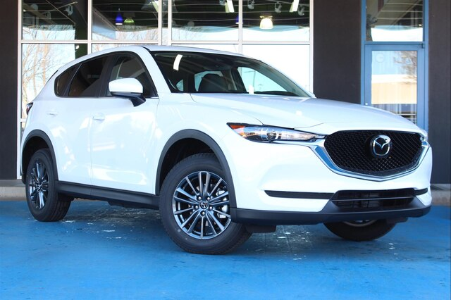 New 2019 Mazda Cx 5 Touring Suv In Oklahoma City K1514959 Bob