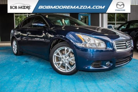 Pre-Owned 2014 Nissan Maxima 3.5 SV