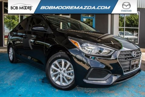 Pre-Owned 2018 Hyundai Accent SEL