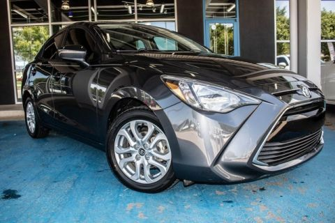 Pre-Owned 2018 Toyota Yaris iA Sedan