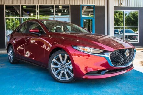 New 2019 Mazda3 w/Select Package
