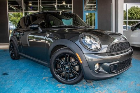 Pre-Owned 2013 MINI Cooper S Turbo